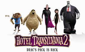 Movie Review: Hotel Transylvania 2