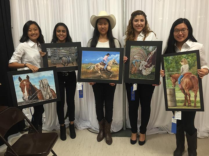 Falcons+Auction+Off+at+the+Rodeo