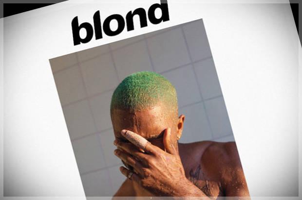 ALBUM REVIEW - Blonde by Frank Ocean