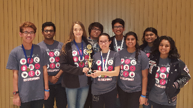 Science Olympiad Compete at Rice