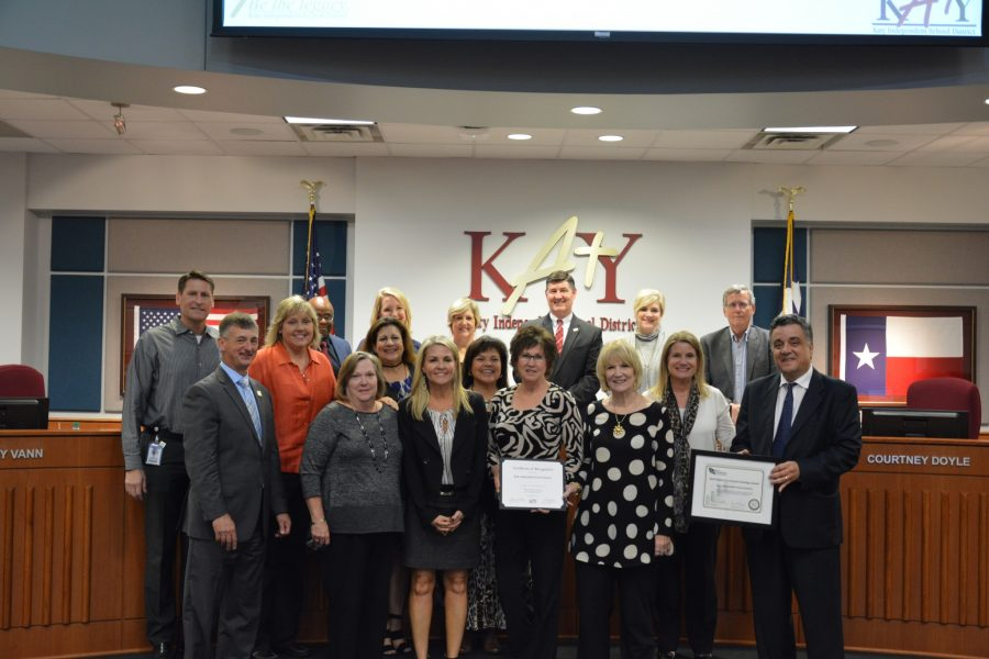 Katy ISD Awarded for Technological Classroom Innovations at Annual Gathering