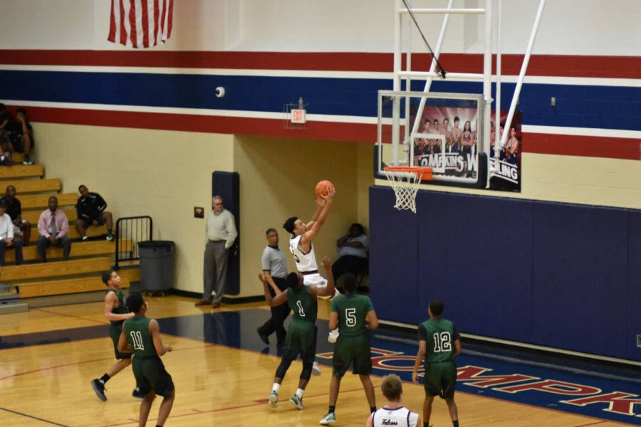 Game Played Against Mayde Creek