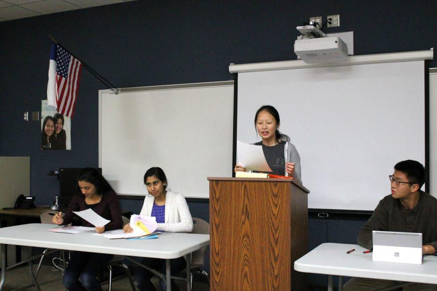 Tompkins Debate Students Prepare for Harvard Tournament