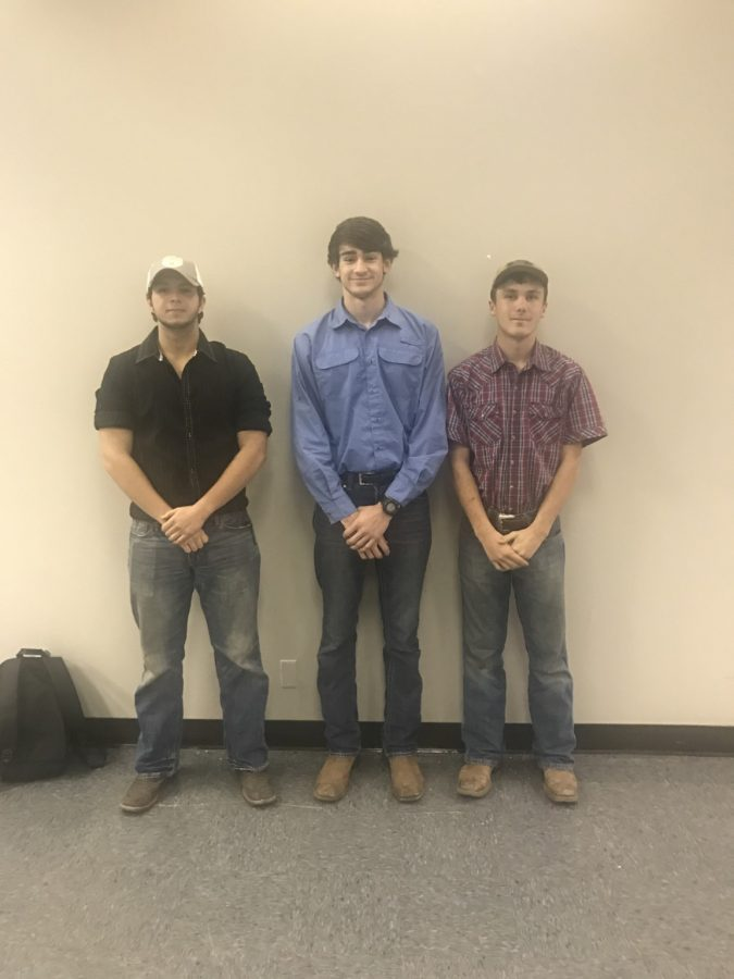 Tractor Tech Team Advances at Houston Rodeo