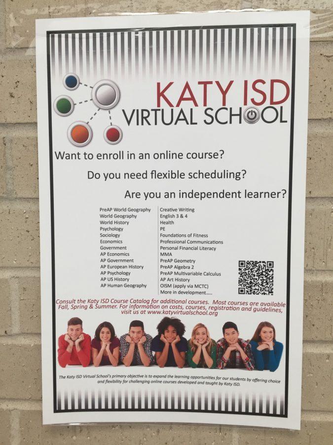 Learning Continues at Katy Virtual School