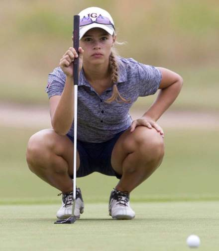 Golf State Tournament Results