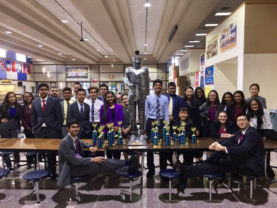 Tompkins Debate Team Brings Home First Place Sweepstakes Win