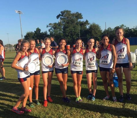 Cross Country Keeping Strong