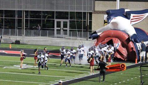 Falcons Kickoff the Season