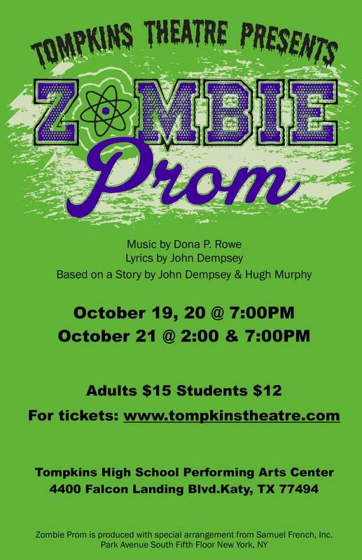 Zombie+Prom