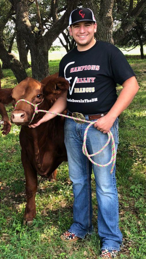 Students Begin Raising for Livestock Show Season