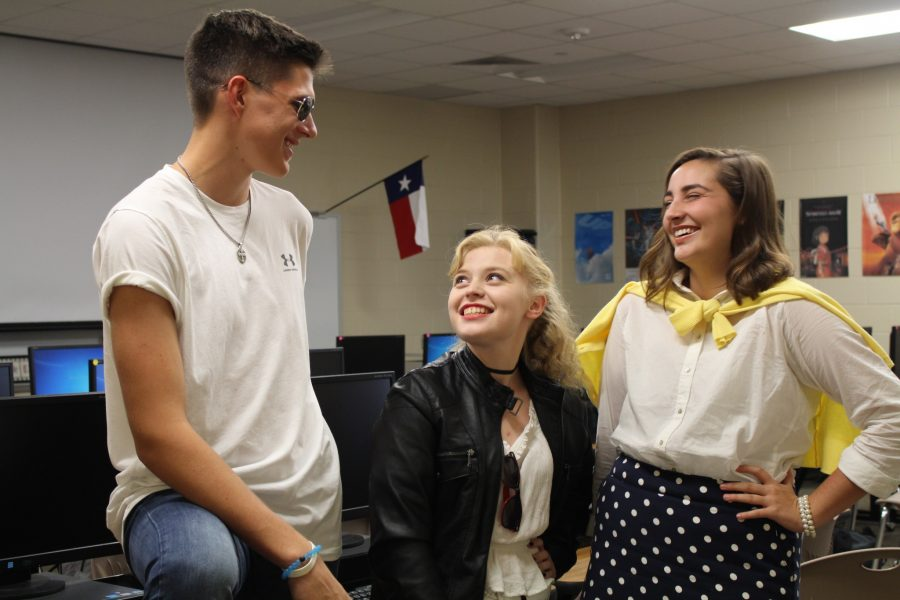 Falcons Prepare for Homecoming