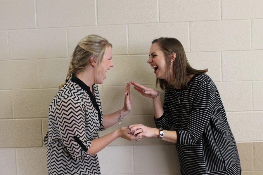Teachers Make Friends in the Workplace