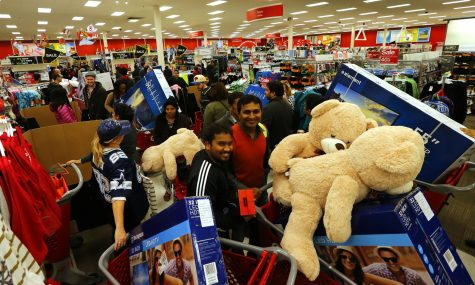 Black Friday: Annual Chaos Followed Thanksgiving