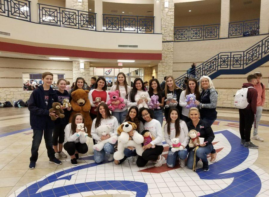 Teddy Bears for Tots Drive