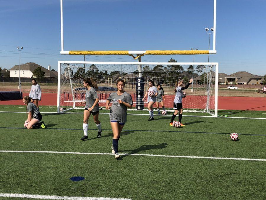 Girls Soccer Sweeps the Mustangs