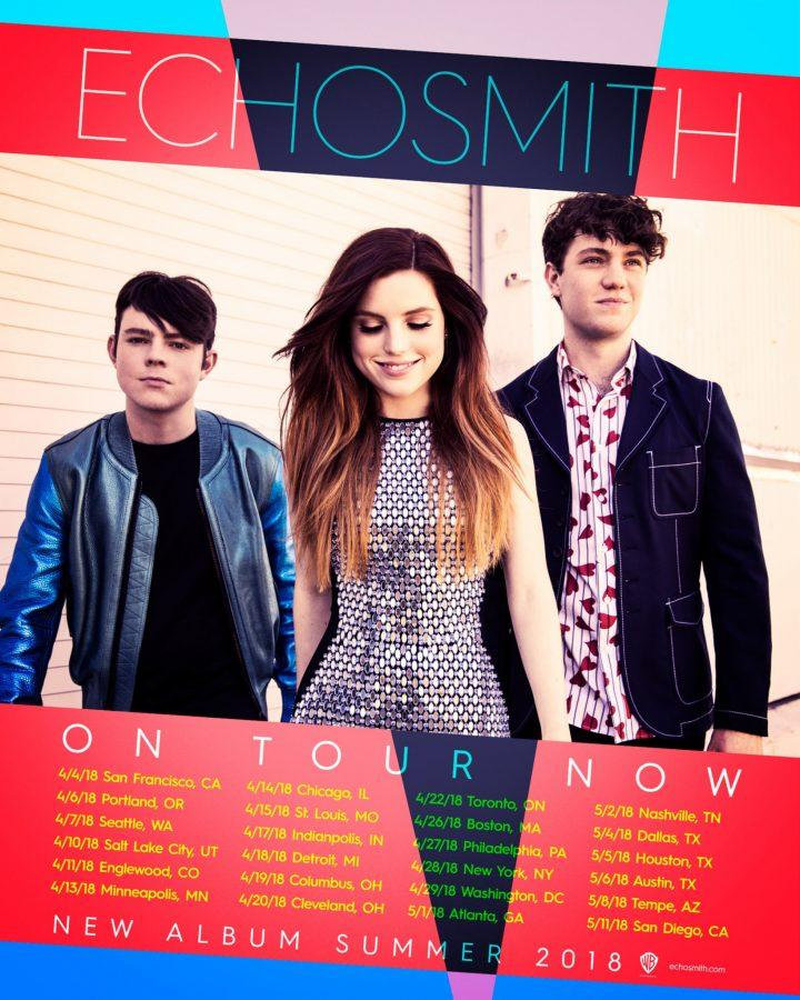Echosmith+Comes+to+Houston