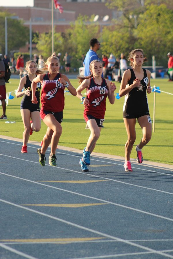 Falcons Finish Strong at Victor Lopez Invitational