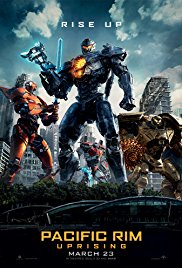 Pacific Rim Two: Not a Very Good Uprising