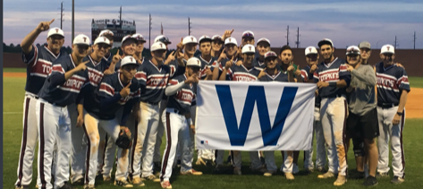 Baseball Soars to Playoffs