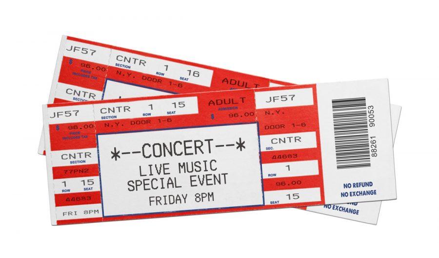 The Nestline Concert Ticket Winners