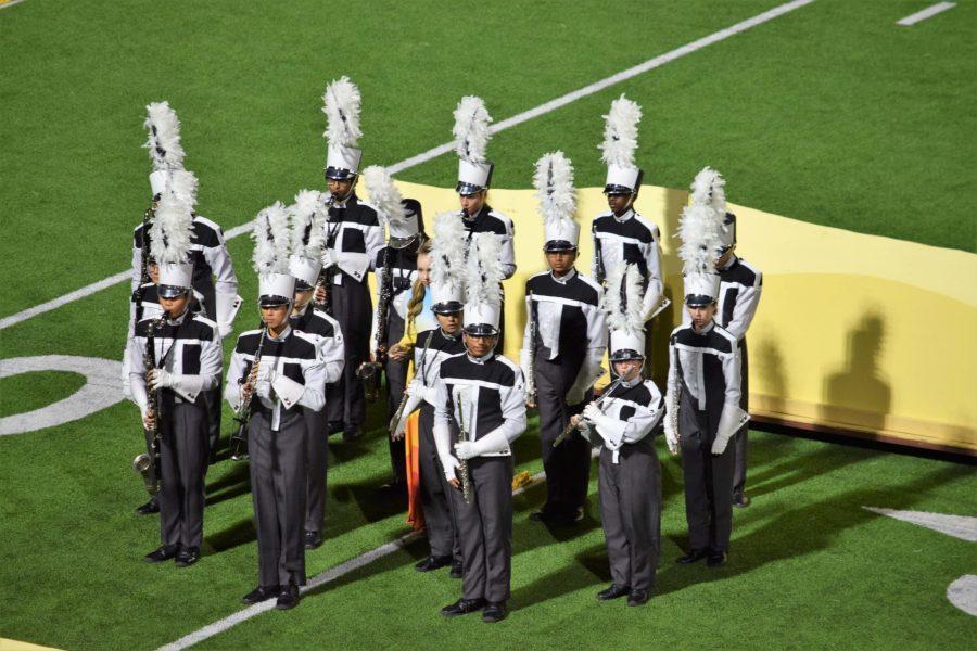 Tompkins's Band Advances to Area