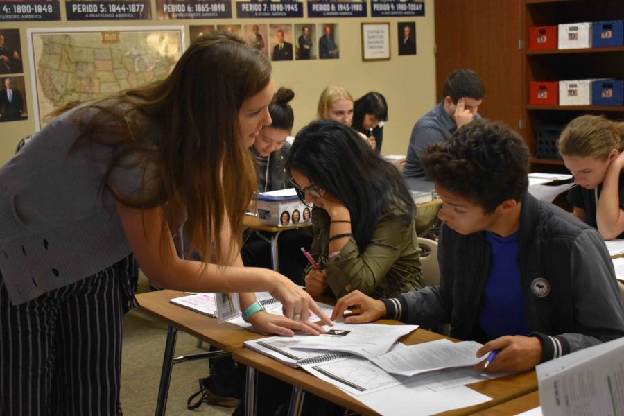 Academic Decathlon Qualifies for State