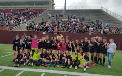 Girls Soccer Advances to State