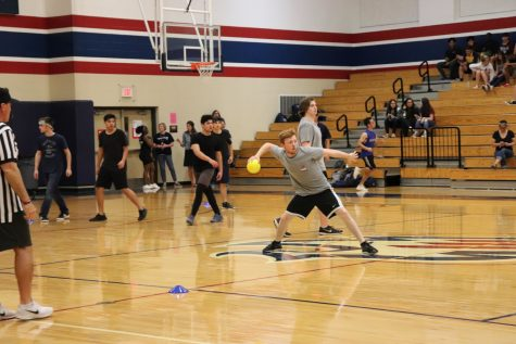 First Annual Tompkins Dodgeball Tournament