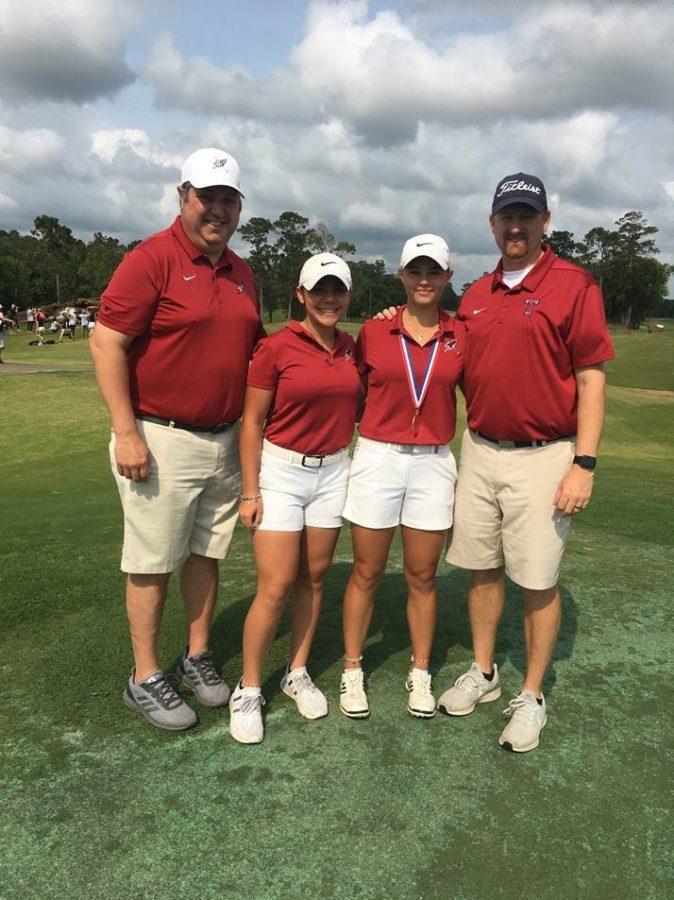 Sinz Takes First at Regional Tournament