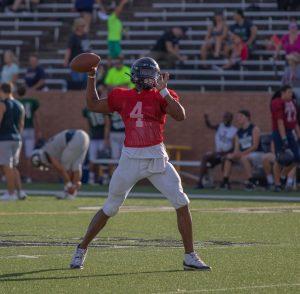 Quarterback Jalen Milroe Commits To Texas