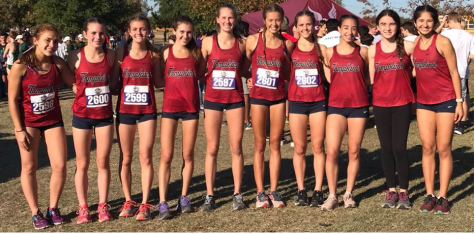 Cross Country Teams Take Over State