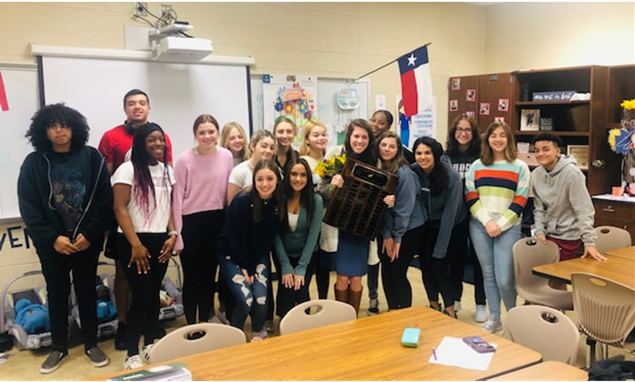 Tompkins Selects Teacher of the Year and Rookie Teacher of the Year