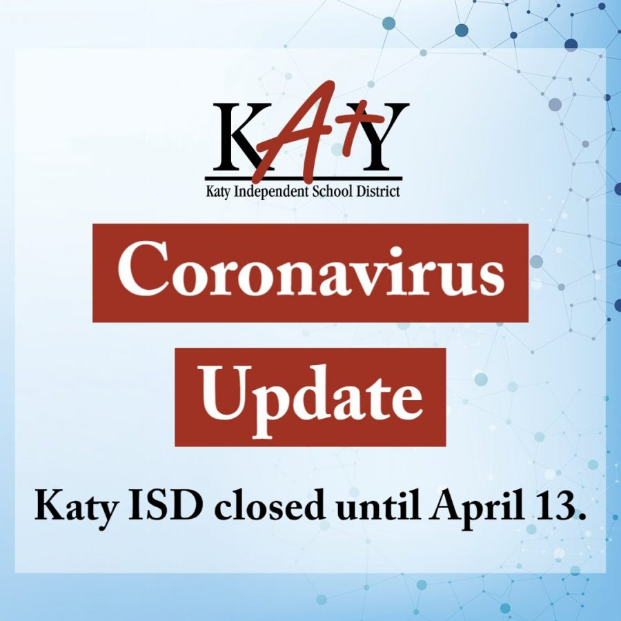 Katy ISD Transitions Online Due to COVID-19