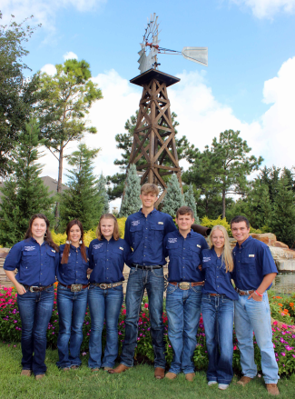 FFA Provides Opportunities for Students