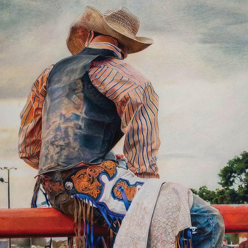 Rodeo Art Competition Helps Students Gain Experience
