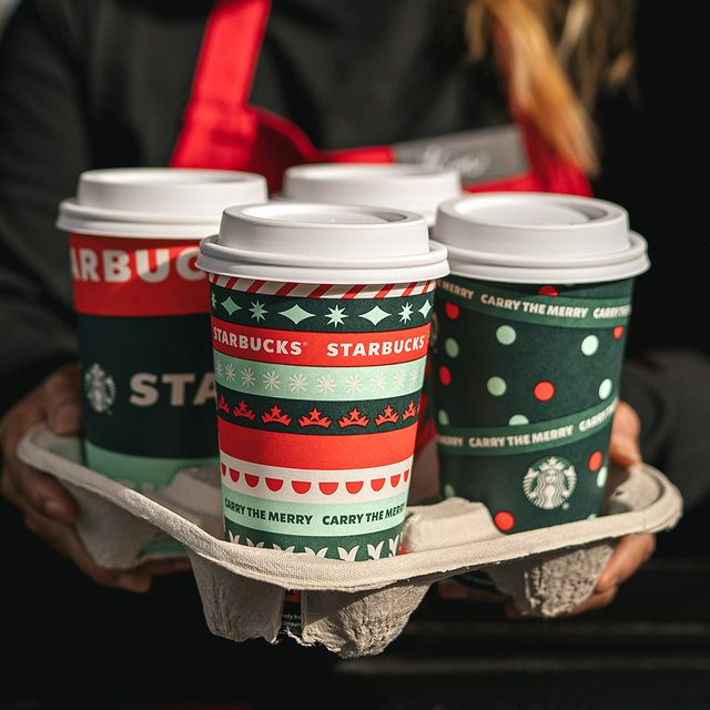 Starbucks Holiday Drink Review