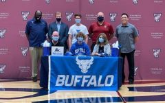 Athlete Attend National Signing Day
