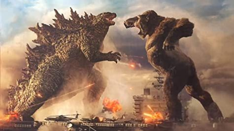 Godzilla Takes On Kong Godzilla vs. Kong- Movie Review