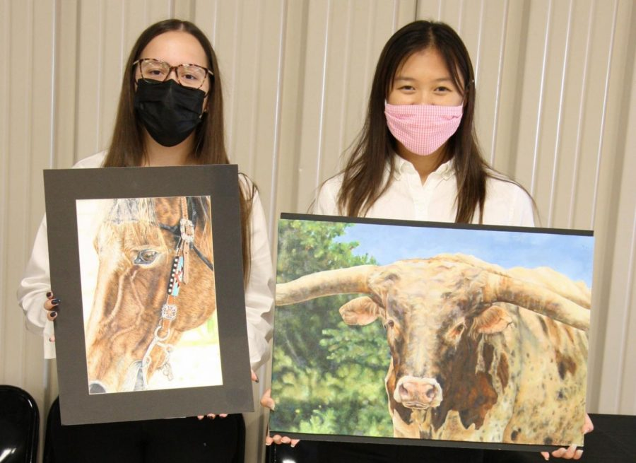 2021 School Art Auction Results Fort Bend County Fair